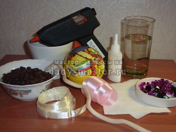 материалы и инструменты для изготовления топиария