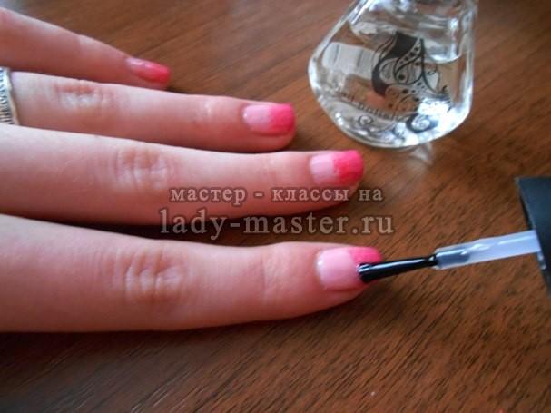 Наращивание ногтей гелем giorgio capachini