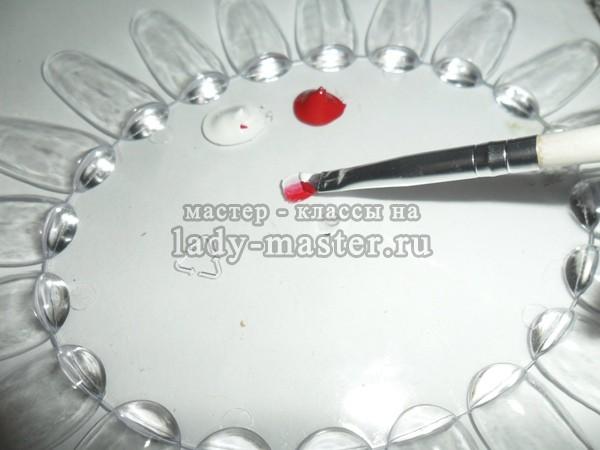 краски для китайской росписи ногтей