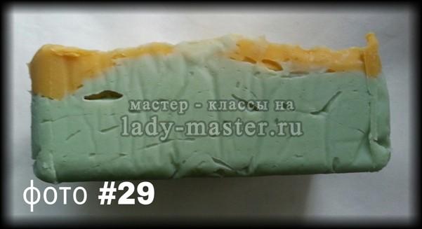 домашнее мыло с нуля холодным способом, фото