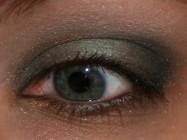 Красивый вечерний макияж для серых и серо — зеленых глаз