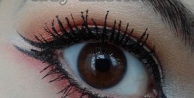 Стильный восточный макияж для карих глаз