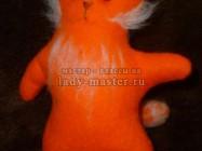 Тильда кот «Апельсин» своими руками