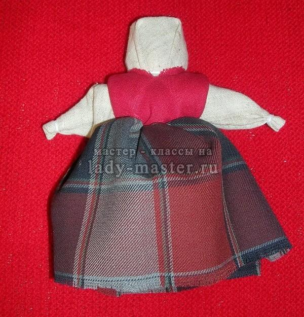 Кукла Берегиня своими руками, мастер - класс с пошаговыми фото