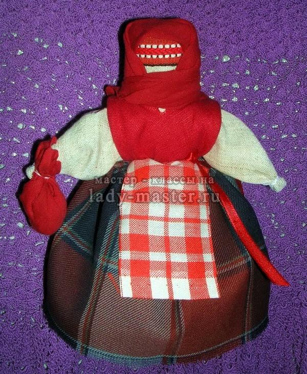 Кукла берегиня своими руками мастер 85