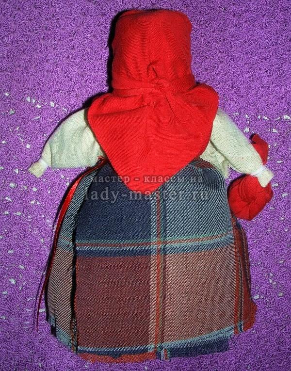 Кукла берегиня своими руками пошаговая инструкция 58