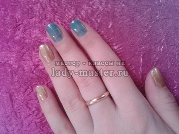 Что означает сухие ногти