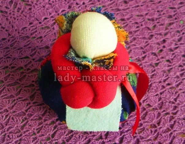 Кукла хозяюшка - благополучница своими руками, мастер - класс с пошаговыми фото