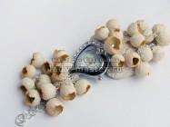 Браслет-ремешок для наручных часов из полимерной глины. Оригинальный и полезный аксессуар своими руками