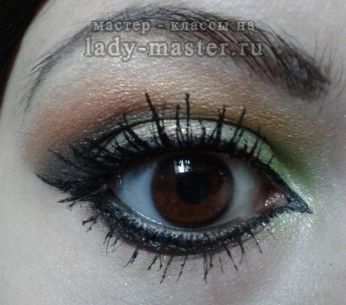 красивый макияж арабских женщин, фото