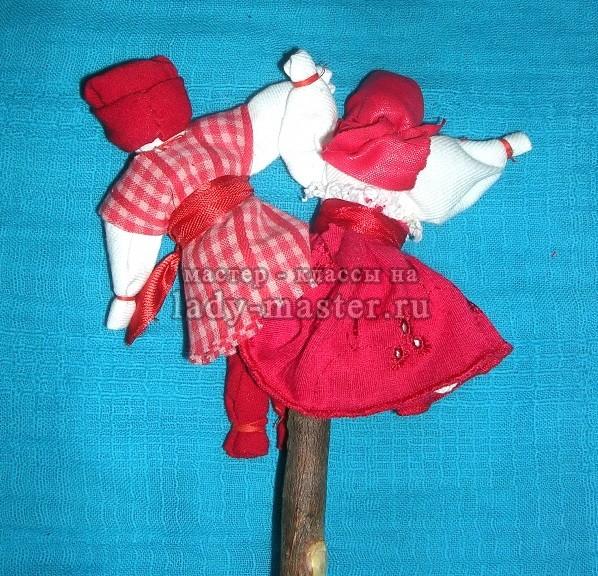Кукла Роща или Древо Мировое, фото