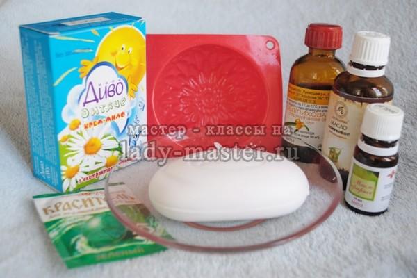 Пищевой краситель для мыла своими руками фото 793