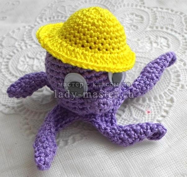 развивающая игрушка осьминог, фото