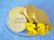 Медовое мыло — скраб ручной работы