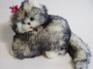 Мягкая игрушка «Пушистый котёнок»