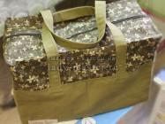 Как сшить модную вместительную сумку своими руками
