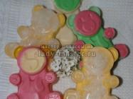 Детское мыло «Мишутка» своими руками