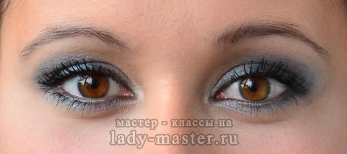 арабский макияж, фото