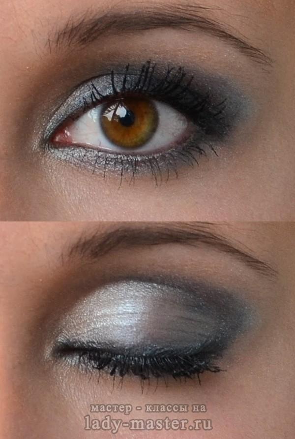 арабский макияж глаз, фото