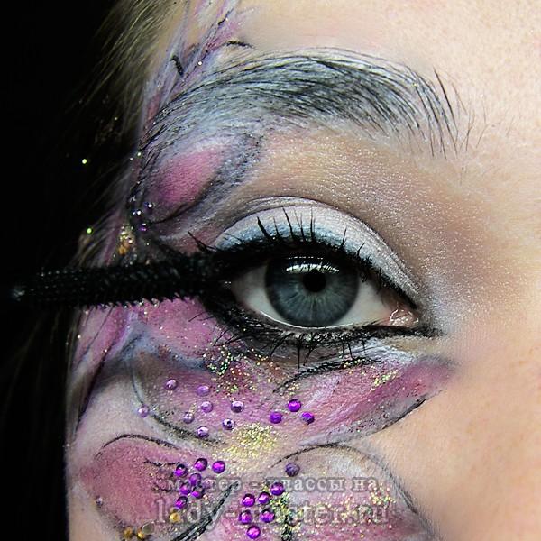 идеи макияжа для фотосессии