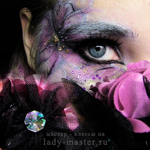 макияж для фотосессии фото