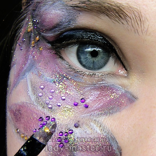макияж для летней фотосессии, фото