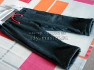 Простые спортивные штаны с подкладкой для ребенка