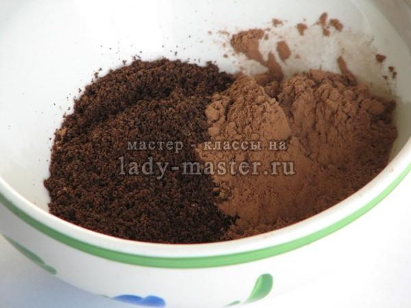 Шоколадный скраб для тела своими руками, мастер - класс с фото, пошагово