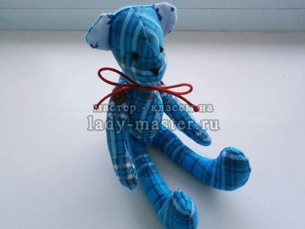 тильда кукла мишка, фото