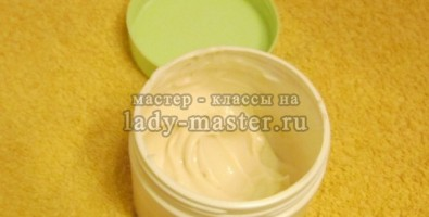 Мастер-класс по приготовлению домашнего антицеллюлитного крема