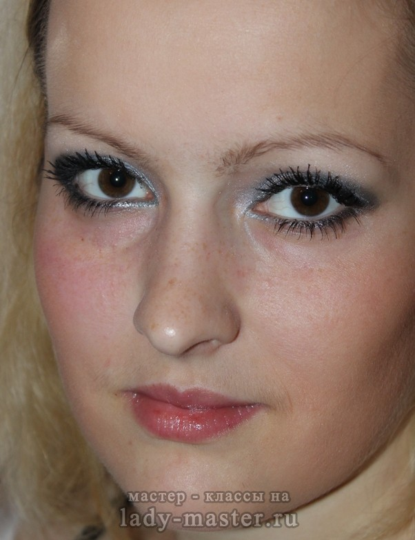 Макияж глаз Пошаговое фото дневных и вечерних 421
