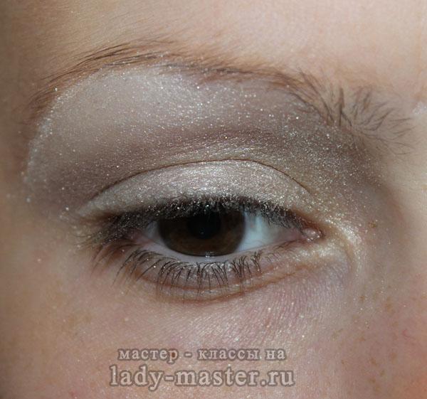 Темно-зеленые глаза макияж с фото