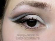 Вечерний макияж для карих глаз на выпускной