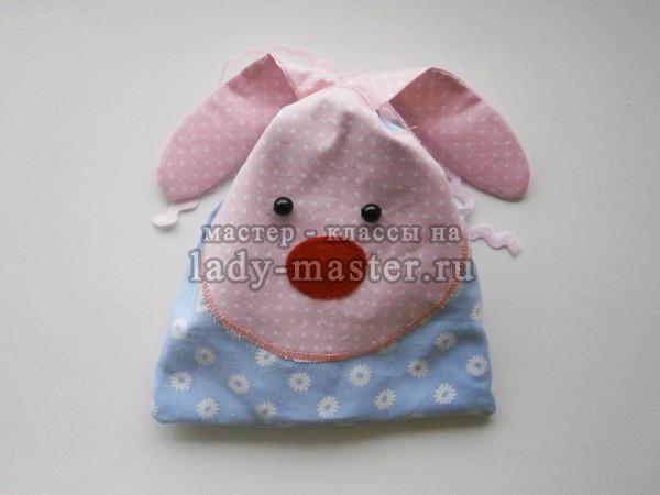 мешочек для пасхального подарка, фото
