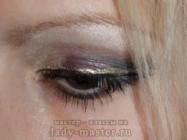 Клубный макияж для «нескромных» девушек