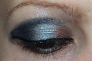 Праздничный макияж «Змеиная королева»