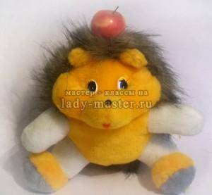 Мягкая игрушка «Ёжик»