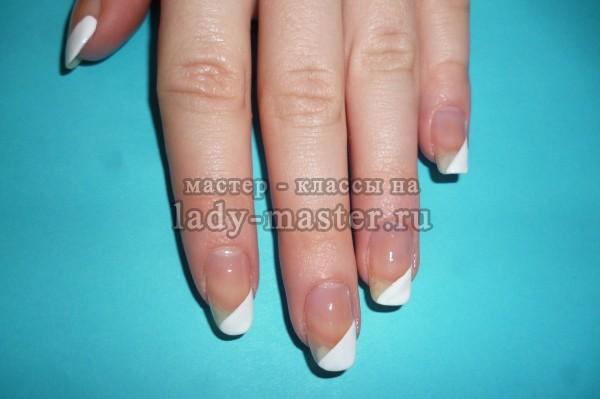Мастер класс по дизайну ногтей пошагово