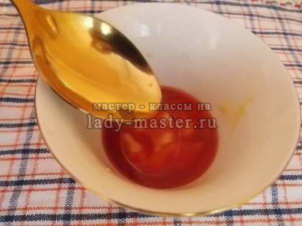 Маска для волос мед и репейное масло