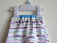 Трикотажная юбка для девочки, размеры 98-128