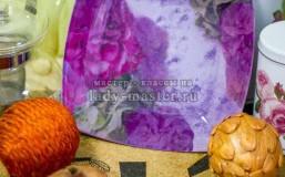 Декупаж стеклянной тарелки салфетками — урок для начинающих