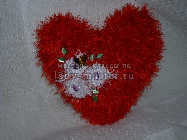 Как сделать топиарий сердечко фото 348