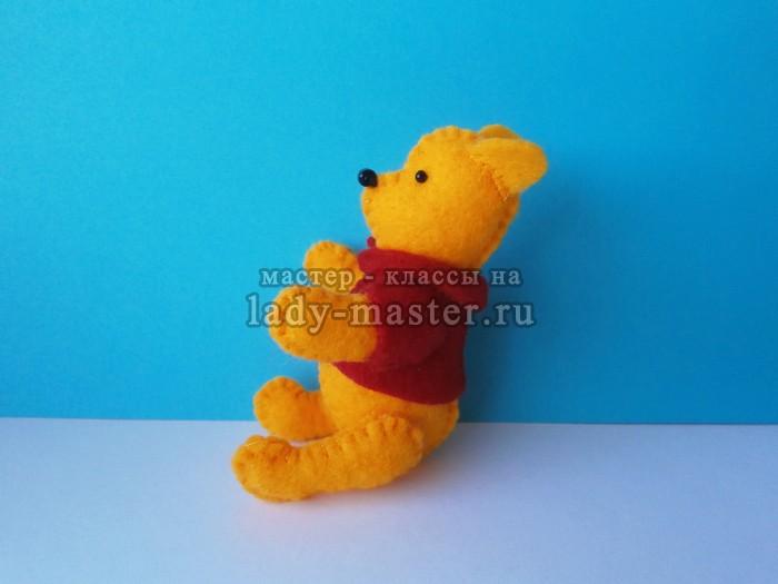 Мини-игрушка «Винни-Пух»