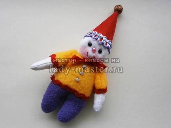 Мягкая игрушка «Сказочный гномик»