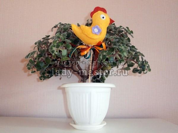 пасхальный цыпленок, фото