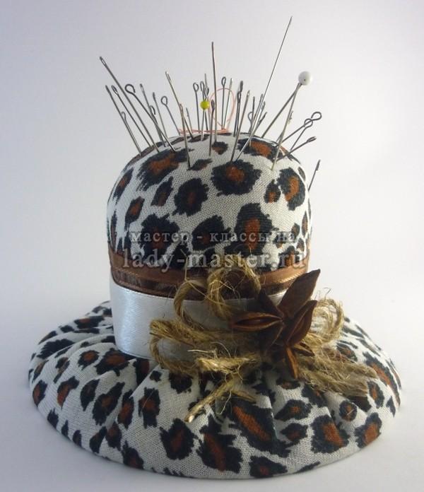 игольница шляпка, фото