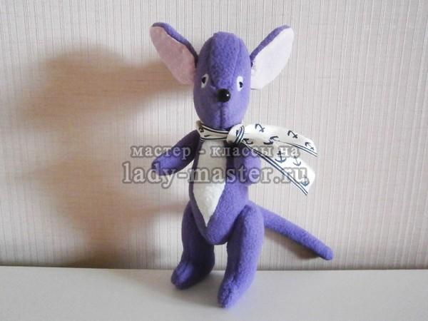 Мягкая игрушка «Мышонок»