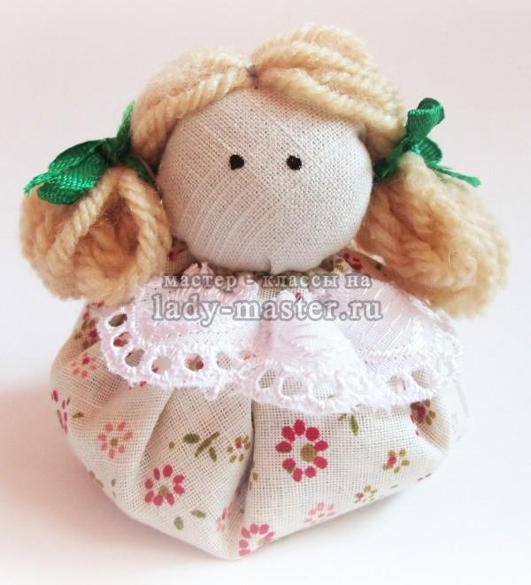 кукла зерновушка своими руками, фото