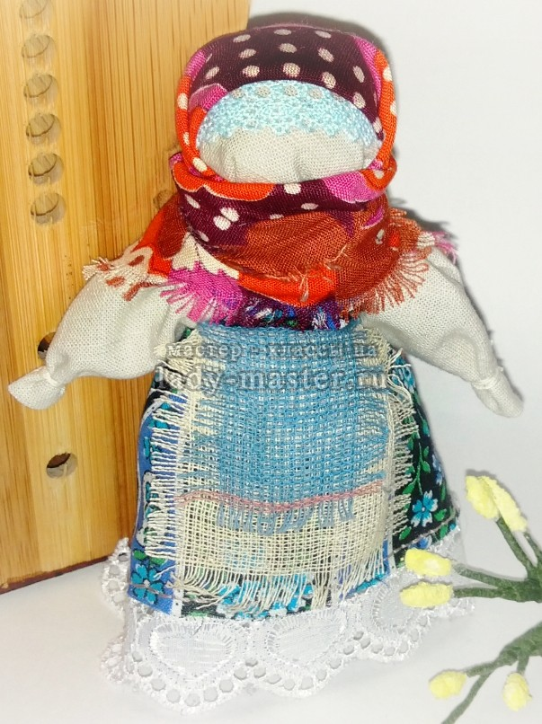 кукла скрутка своими руками, фото