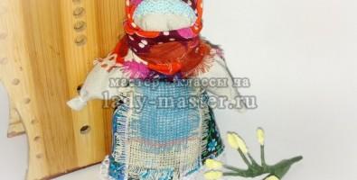 Обережная кукла скрутка — защитит дом, принесет удачу